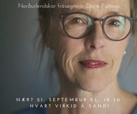 acc992ad6de Nyheder – Dorte Futtrup – Fortællekunst
